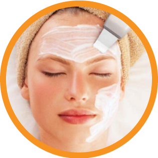The Ultrasonic Deep Cleansing Facial